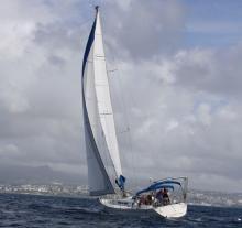 Gibert Marine Gib'Sea 414 : Navigating